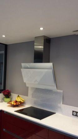 Meunier Plafond Tendu A Lyon Plafond Tendu Cuisine Avec Hotte